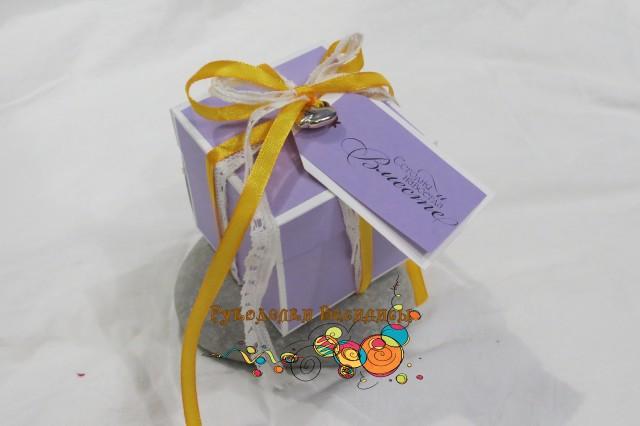 Подарочная коробочка🎁Magic Box ©Рукоделки Василисы
