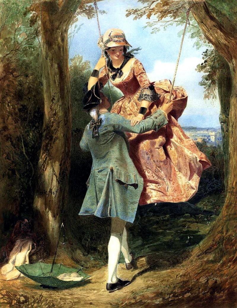 Edward-Henry-Corbould--The-Swing.jpg