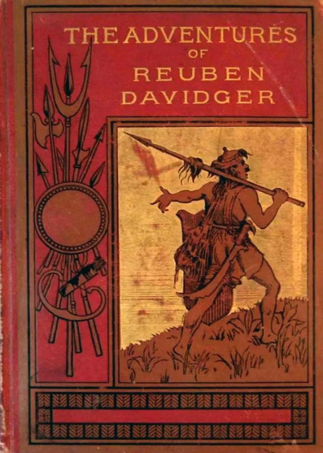 1866-Adventures-Reuben-Davidger_USA-1-edition